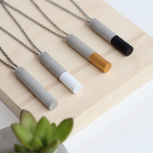 Tube pendants