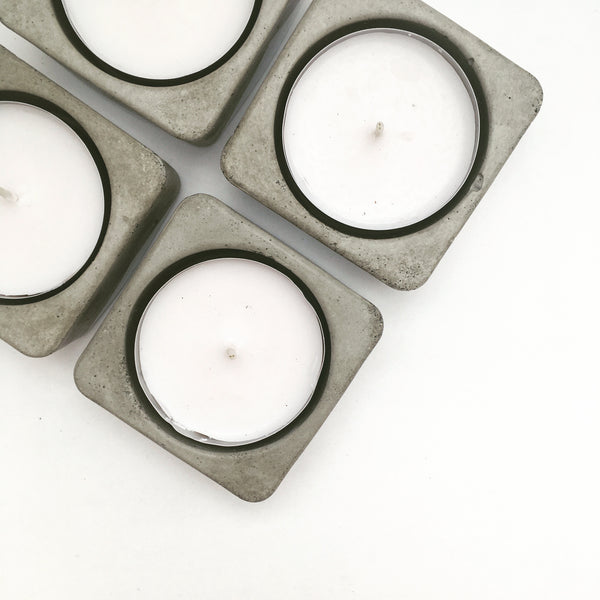 Large Tealight Holders