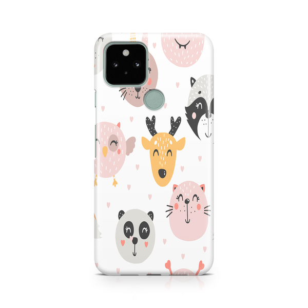 Animal Friends - Google, LG, OnePlus