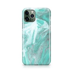 Aqua Green Marble - iPhone