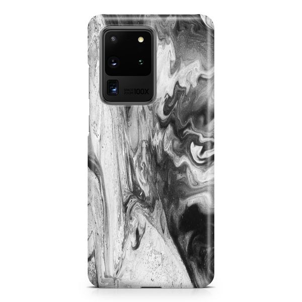 Black & White Marble Series I - Samsung
