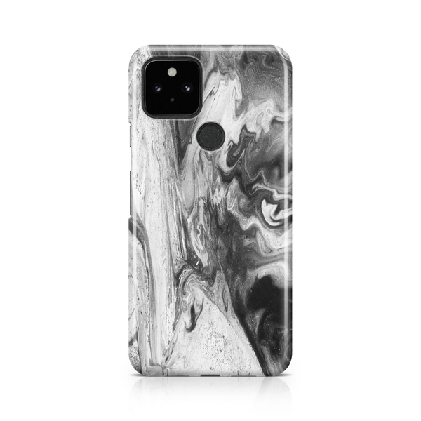 Black & White Marble Series I - Google, LG, OnePlus