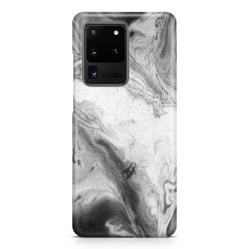 Black & White Marble Series III - Samsung