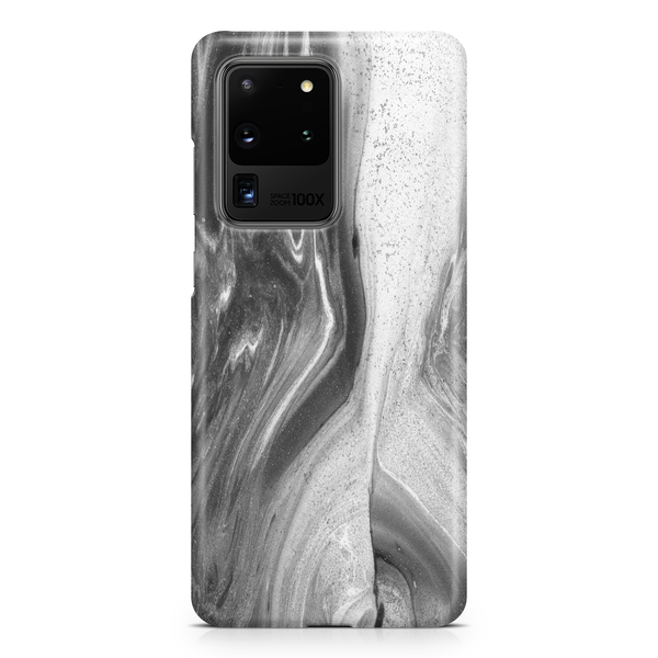 Black & White Marble Series IV - Samsung