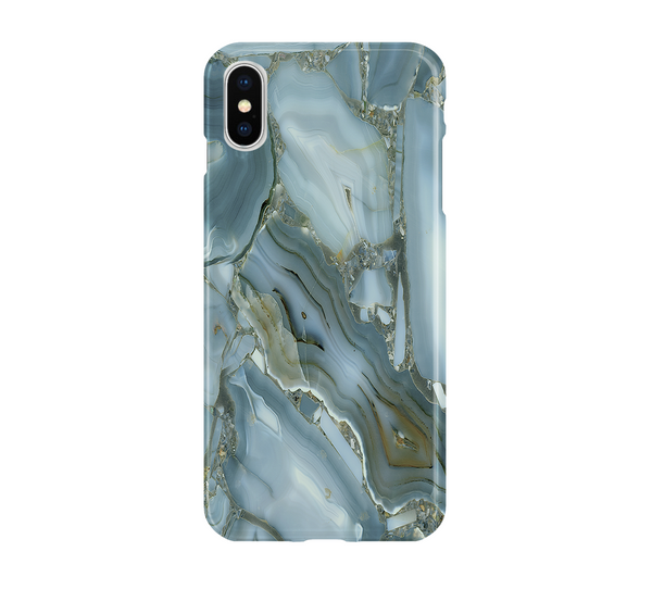 Blue Agate - iPhone