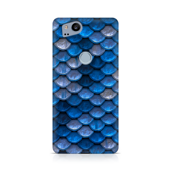 Blue Mermaid Scale - Google, LG, OnePlus