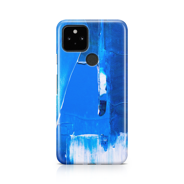 Blue Oil Paint II - Google, LG, OnePlus