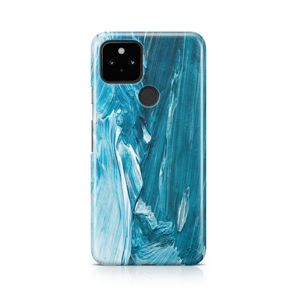 Blue Oil Paint III - Google, LG, OnePlus