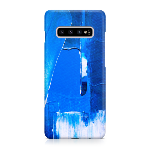 Blue Oil Paint II - Samsung