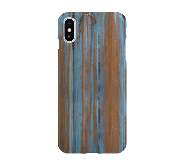 BlueSworn Wood - iPhone