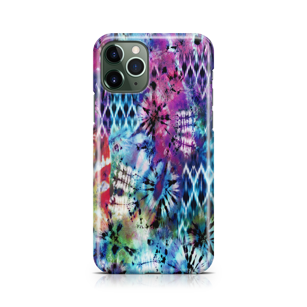 Chaos Tie Dye - iPhone