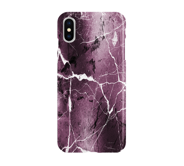 Dark Rose Marble - iPhone
