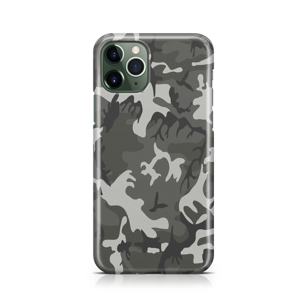Grey Camo - iPhone