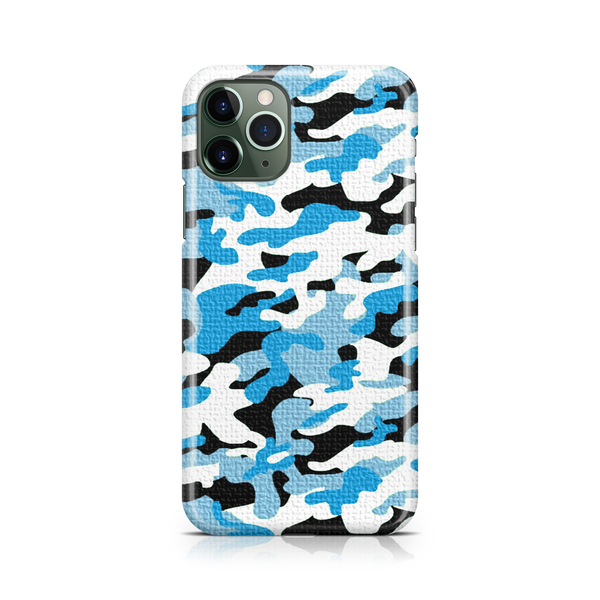 Light Blue Camo - iPhone