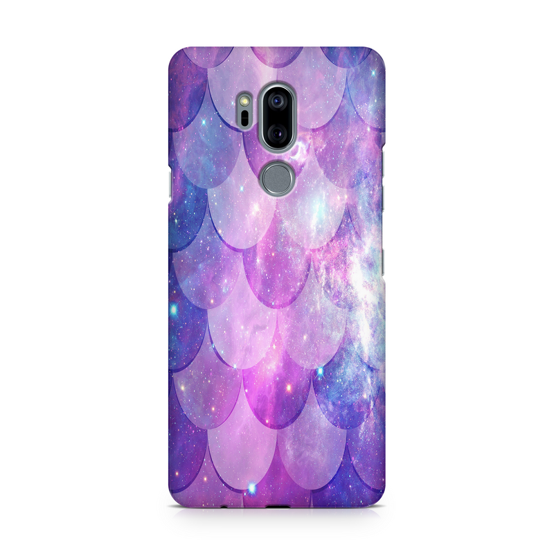 Purple Space Mermaid Scale - Google, LG, OnePlus