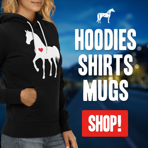 Horse Shirts, Hoodies and Mugs at EastwoodRiding.com