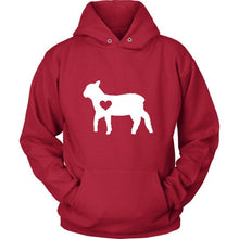 Load image into Gallery viewer, Love My Lamb Hoodie