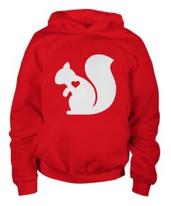 Love My Squirrel (Youth) Hoodie