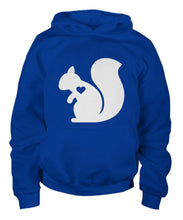 Load image into Gallery viewer, Love My Squirrel (Youth) Hoodie
