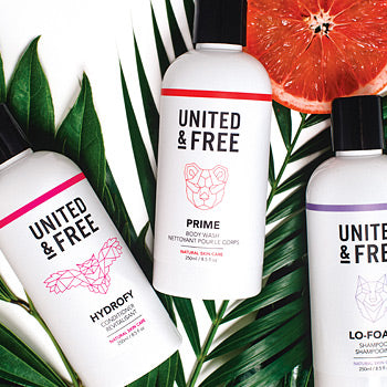 Shop UNITED & FREE products