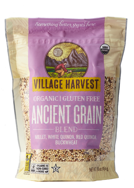 Organic Ancient Grain Blend
