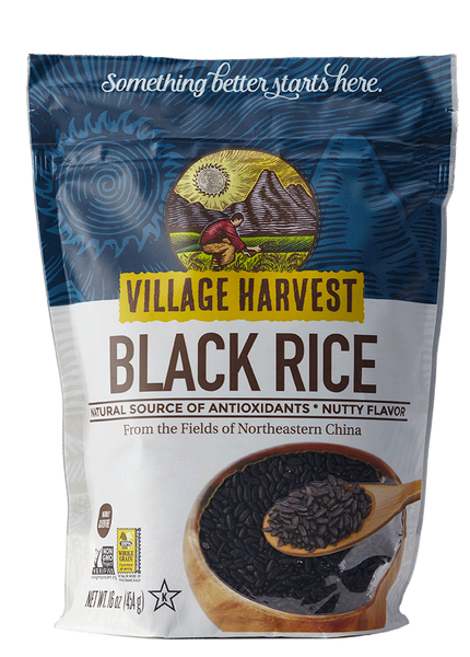 Village Harvest Black Rice