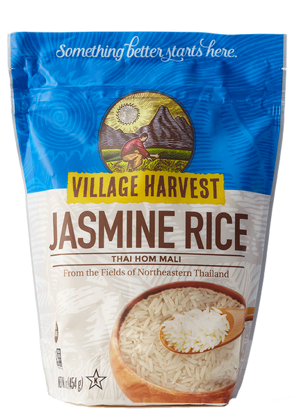 Village Harvest Jasmine Rice