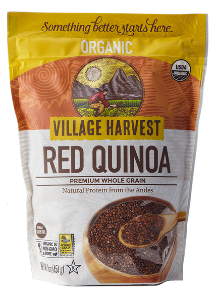 Village Harvest Organic Red Quinoa