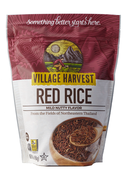 Village Harvest Red Rice