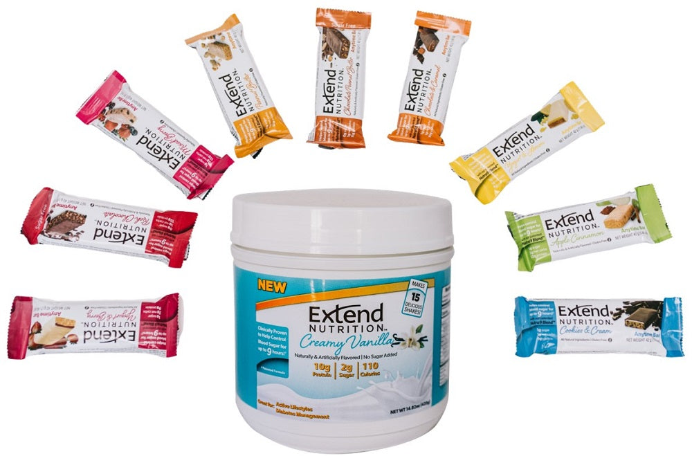 Extend Nutrition Products