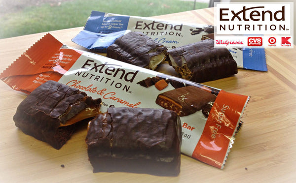 2 new flavors from Extend Nutrition