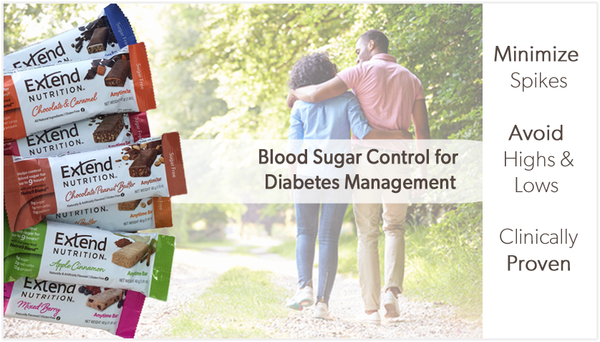 Extend Nutrition Snack Foods For People With Diabetes