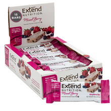 Load image into Gallery viewer, Mixed Berry Protein Bars 15 Pack