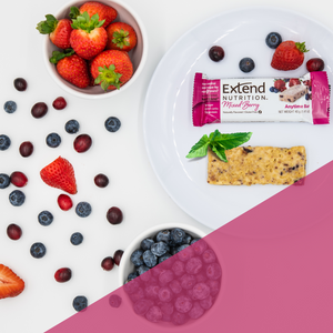 Extend Nutrition Mixed Berry Protein Bar