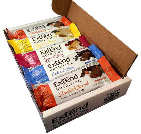 Extend Bar - Intro Sample Pack (9 Pk)