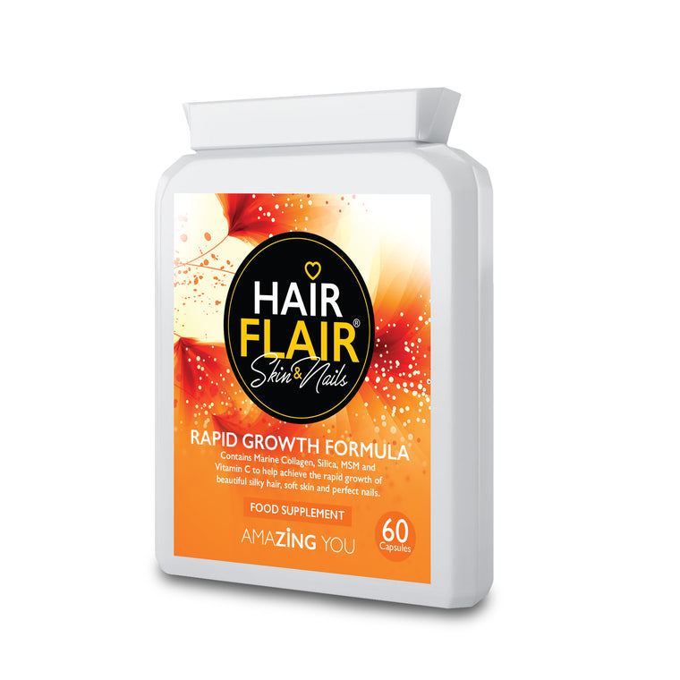 Hair Flair® Skin & Nails