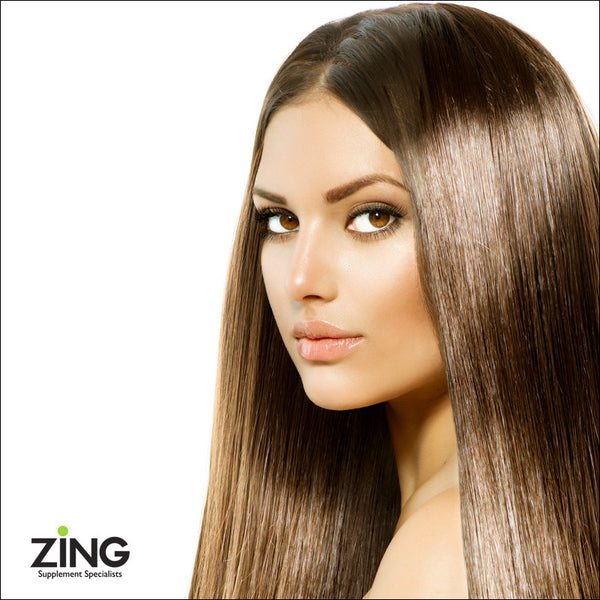 ZING Hair Flair  - #1 Bestselling extreme hair vitality supplements for women with our own special formulation for amaZING hair.