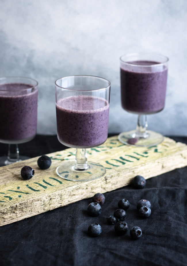 Jessie Thompson-Gladish's Winter Power Smoothie