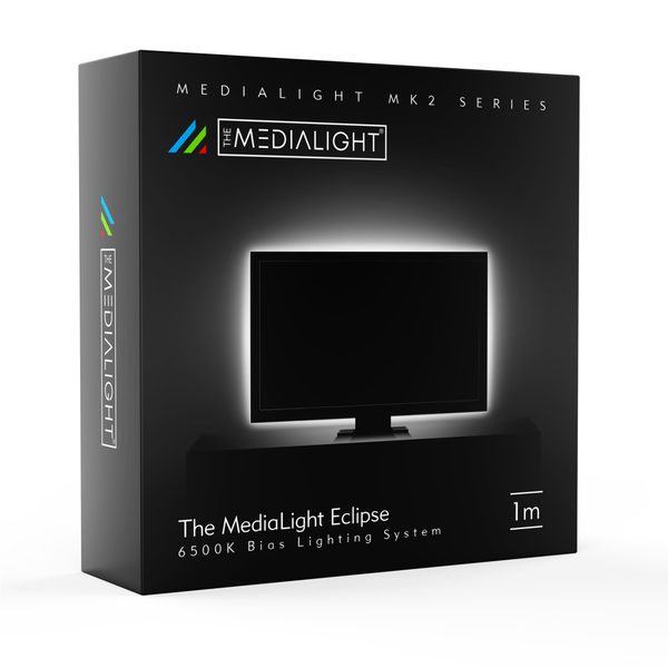 MediaLight Mk2 Eclipse 1 Meter (For Computer Displays)
