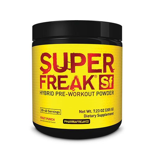 Super Freak Fruit Punch PHARMAFREAK