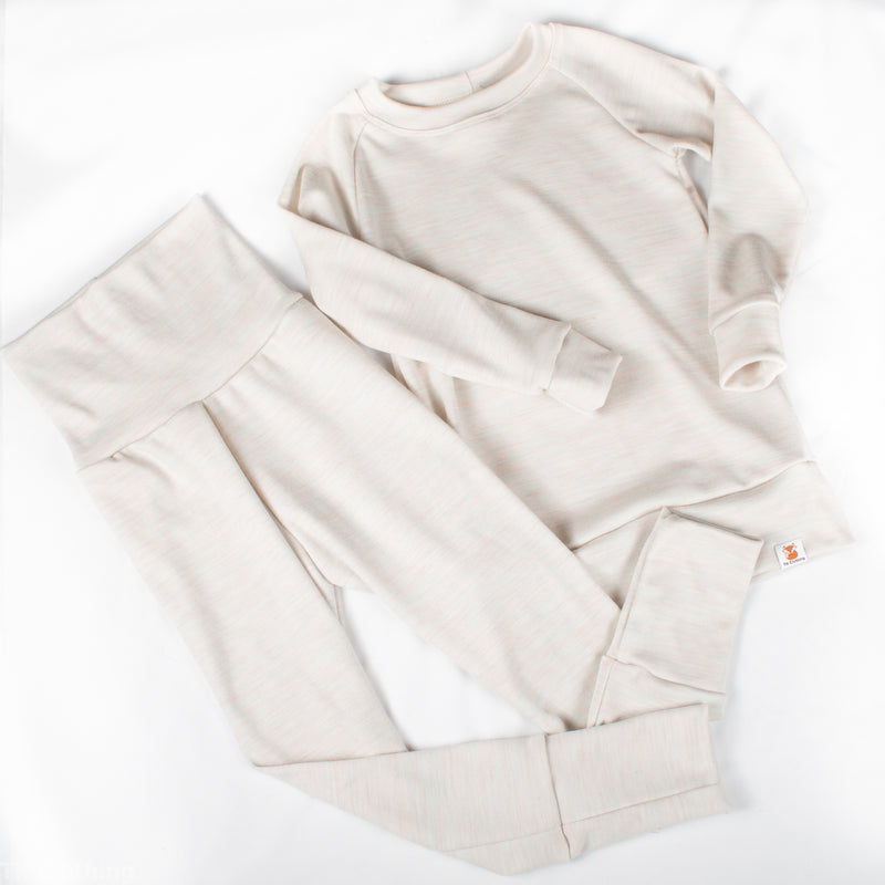 Merino Wool Pyjama Sets