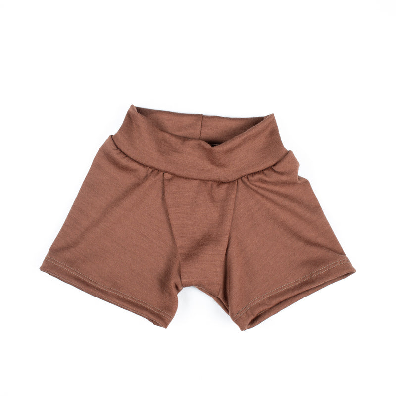 Merino Wool Trunks 2pk