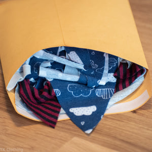 Kids Crafts - Fabric Scraps