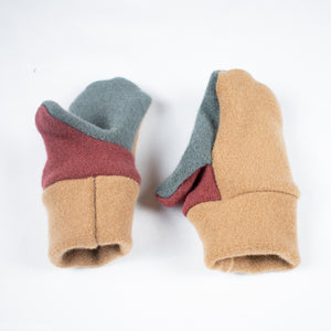 Baby & Toddler Organic Cotton Bibdanas - Handmade in Canada - Anchors