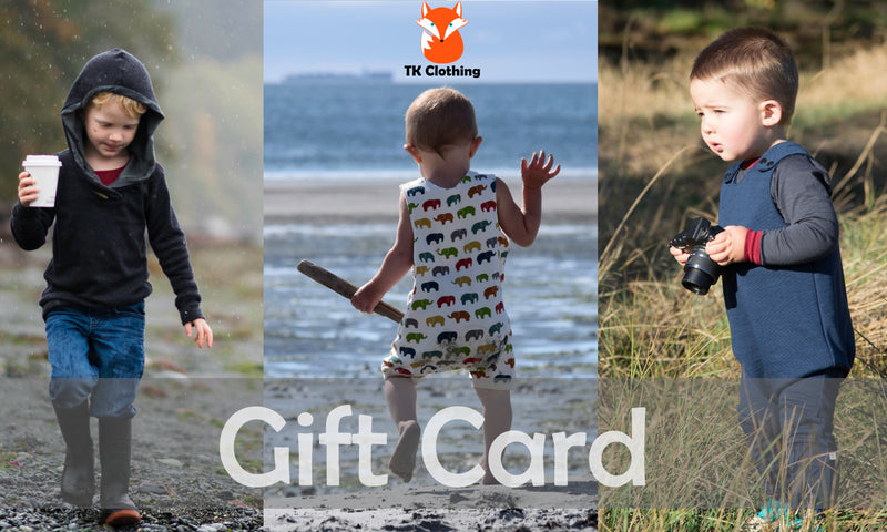 TK Clothing Gift Card