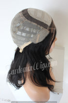 # 1621 Gardeaux Wig Silicone Lined (Medium Cap)