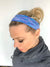 "Fitness 2"" Headband (Purple)"
