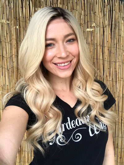 # 3753 GARDEAUX FRENCH SILK TOP SILICONE LINED WIG (SMALL CAP)