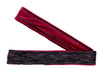 "Fitness 2"" Headband (Striated Pink)"