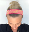 "Clutch Fitness 2"" Headband (Pink Lemonade)"